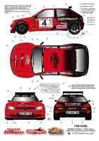 [FFSMC Productions] Decals 1/43 306 Maxi Vaison Rallye des Gueules Noires 2011