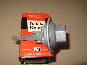 NOS 1957-1959 AMC Nash Rambler Vacuum Chamber