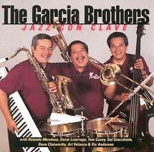 Jazz Con Clave by The Garcia Brothers (CD, Oct-1996, Discos Dos Coronas )