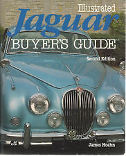 JAGUAR BUYERS GUIDE SECOND EDITION ILLUSTRATED