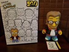 Kidrobot The Simpsons Matt Groening 500 Episodes 6 inch Vinyl Figure Collectible