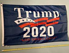 New listing Donald Trump Flag *Free Ship Usa Seller!* Trump 2020 Jagged Sign Poster Usa 3x5'