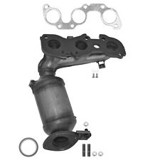 Exhaust Manifold with Integrated fits 2002-2008 Toyota Camry Solara Camry,Solara