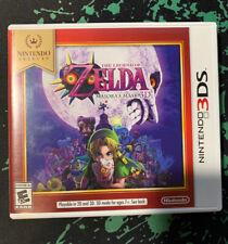 Zelda: Majora's Mask 3D - Nintendo Selects (Nintendo 3DS, 2015) - Fast shipping