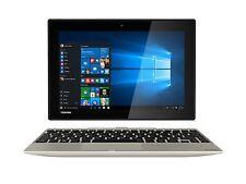"Toshiba Satellite Click 10 10.1"" Detachable Laptop Tablet Windows 10 2GB RAM"