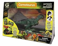 Geoworld -dinosaure - Jurassic Action - Carnotaurus -   CL235K Figurine bouge