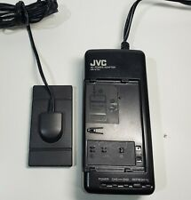 Genuine OEM JVC AC Power Adapter AA-V11U Camcorder Battery Charger & DC Out Plug