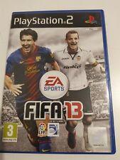 FIFA 13 - Juego PS2 Original - PAL ESP - Completo