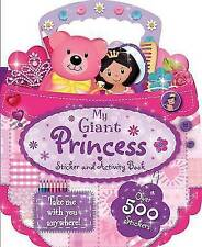 My Princess Handbag (Giant Sticker Handbags - Igloo Books Ltd), New, Igloo Books