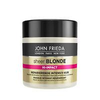 (72,00€/L) 150ml John Frieda sheer Blonde Hi Impact Reparierende Intensiv Kur