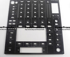 OEM Main Faceplate DNB1144  for Pioneer DJM800  Fader Panel