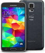 Unlocked Smartphone 5.1-Inch Samsung Galaxy S5 G900V 16GB 16MP 3G 4G LTE - Black