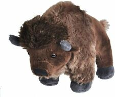 "Buffalo by Wild Republic 8"" stuffed plush animal toy cow bison"