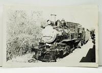 Wabash No. 573 RPPC Railroad Locomotive Real Photo Postcard F12