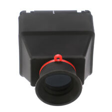 """3.2Inch 3x LCD Viewfinder Magnifier Loupe for 3.2"""" Screen Camera Canon Nikon"""