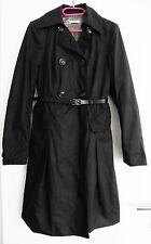 TRENCH IMPERMEABLE NOIR. PROMOD. TAILLE 36