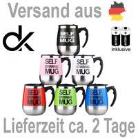 Selbstrührende Tasse Becher inkl. Batterien, Kaffeetasse, Kaffeebecher, Modell 4