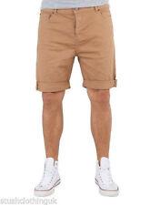 Shorts e bermuda da uomo in cotone slim