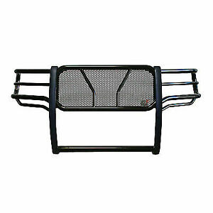 Westin 57-2505 Black HDX Grille Guard w/ Brush Guard for Ford F150