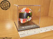VALENTINO ROSSI MOTO-GP AGV 2011 HELMET 1/5 CIRCUIT RICARDO TORMO CASCO RARE