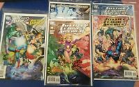 Justice League of America Lot of 5  #15 16 17 18 19