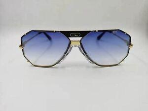 New Cazal Vintage Sunglasses Mod905 Gold-Black Frames