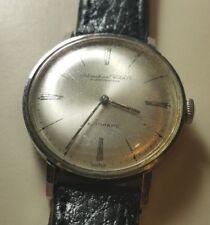 Vintage 1960's IWC International Watch Co Schaffhausen