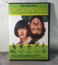 Drop Dead Fred [ Region 4 ] - DVD - Free Shipping /  Phoebe Cates, Rik May