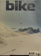 Bike May 2017 Into The Island Of Ice The Big Empty High Country FREE SHIPPING sb