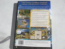 PORTA utilizzata Royale 2 PC CD Gioco in scatola con manuale su CD