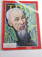 Time Magazine- July 16, 1965- Ho Chi Minh