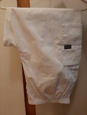 Cherokee Workwear Women's Nurse Scrub Pants ~New~ X-Large white 4200