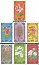 Mongolia 1784-1790 (complete.issue.) unmounted mint / never hinged 1986 Plants