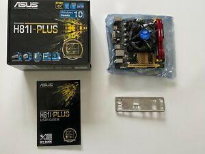 Config mini ITX I5-4460 / 16 GO Ram / carte mère asus H81I-PLUS