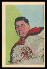 1952 53 PARKHURST HOCKEY #40 FREDDY GLOVER EX-NM CHICAGO BLACK HAWKS card