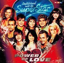 CD NEU/OVP - Deutschland sucht den Superstar - Power Of Love