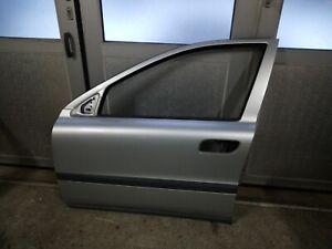 ►► Tür vorn links Volvo S60-I V70-II 426 silber metallic Vordertür Fahrertür ◄◄