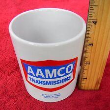 AAMCO TRANSMISSION COFFEE MUG CUP, Warwick, Rhode Island Dealer - Vintage Adver