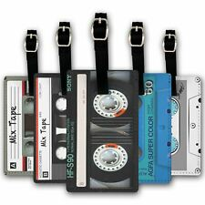 Luggage Suitcase Baggage Tag Cassette Collection 1