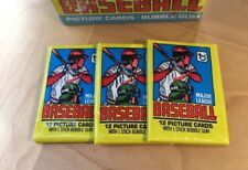 1979 Topps Baseball Wax Pack Ozzie Smith Rookie PSA 10 $38,976