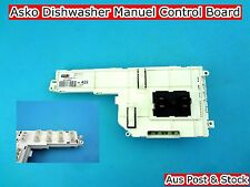 Asko/Whirlpool Dishwasher Spare Parts Manual Control Board VBL-442 (D123) Used