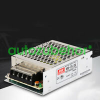 New MS-75-24 75w/24v small led transformer regulated switching power supply