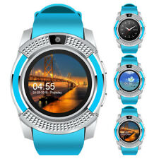 Bluetooth Smart Watch For Samsung Galaxy S10 A20 A50 S8 Plus LG Stylo 5 V20 Q6