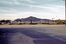 CA071 35mm Slide San Diego 1963 Mountain Background, Processed by Tower
