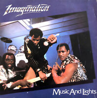 "Imagination ‎7"" Music And Lights - France (VG+/EX)"