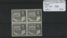 Somaliland Prot. 1938 SG.104 Block U/M