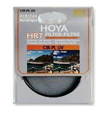 Hoya 37mm HRT Circular Polarizing Plus UV Filter, London