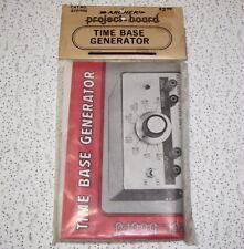 VINTAGE - UNBUILT Archer Radio Shack Project Board Time Base Gen IC kit DIY set