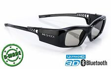 Aktiv Shutter 3D-Brille Black Diamond für Sony Sharp Samsung TV´s BJ. 2013-2018