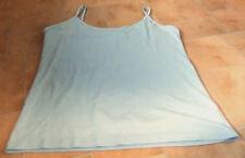 New Look Cotton Blend Sleeveless T-Shirts for Women